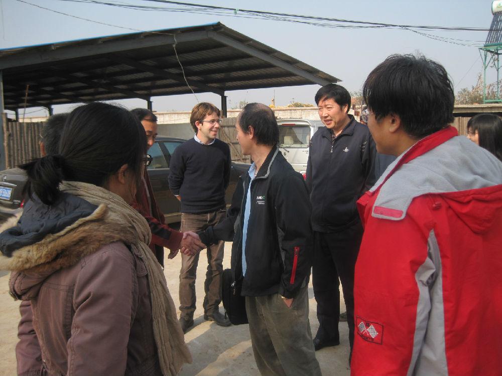 《生态农场纪实》连载之五十五:美国学生来农场 - 蒋高明 - 蒋高明的博客