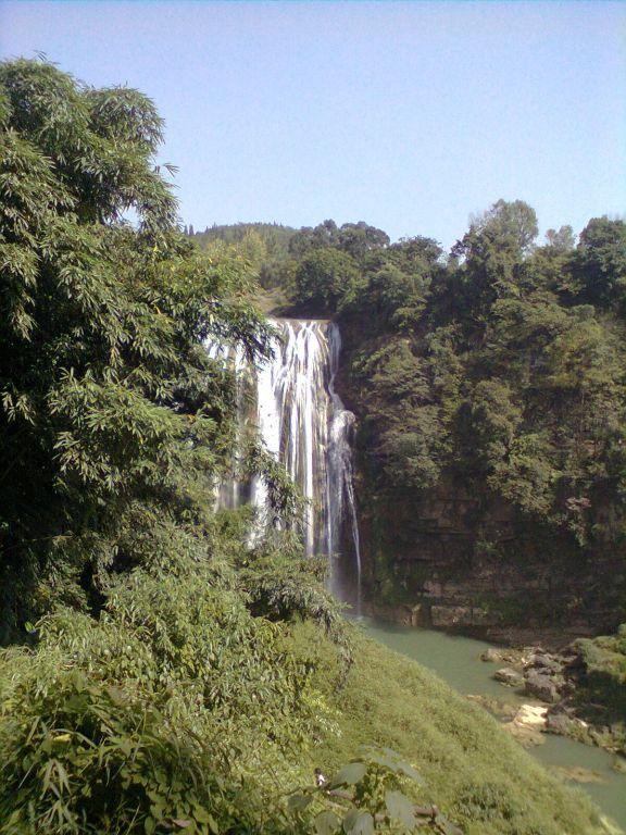 科学网—贵州黄果树瀑布风景区-5(照片)