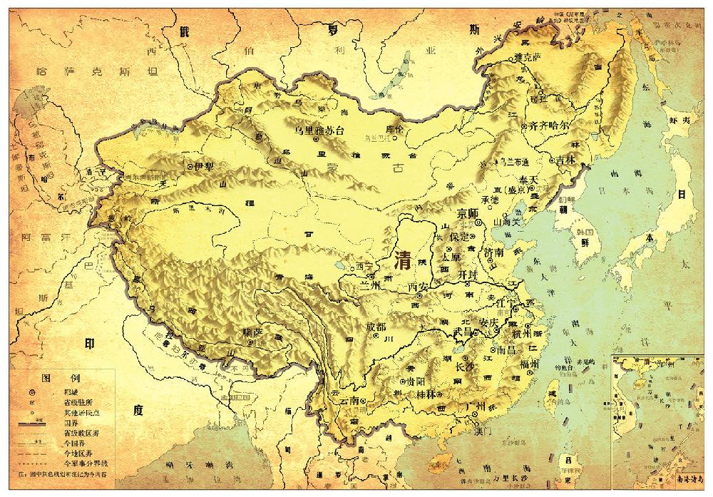 南越国版图_科学网—提示信息