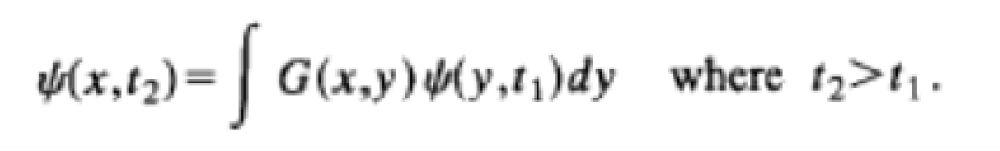 《数理同源》-8-费曼的路径积分(一) - 万花飞落 - 万花飞落