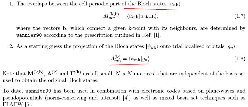 科学网-Wannier function及其应用-叶小球的博文