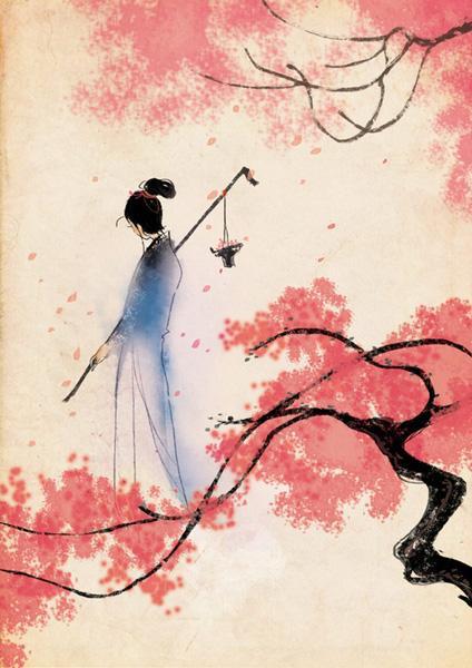 科学网 古诗词里的爱情离合 张佳玮 王小平的博文