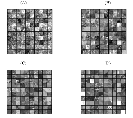 SRBM-Modeling image patches with a directed hierarchy of MRF