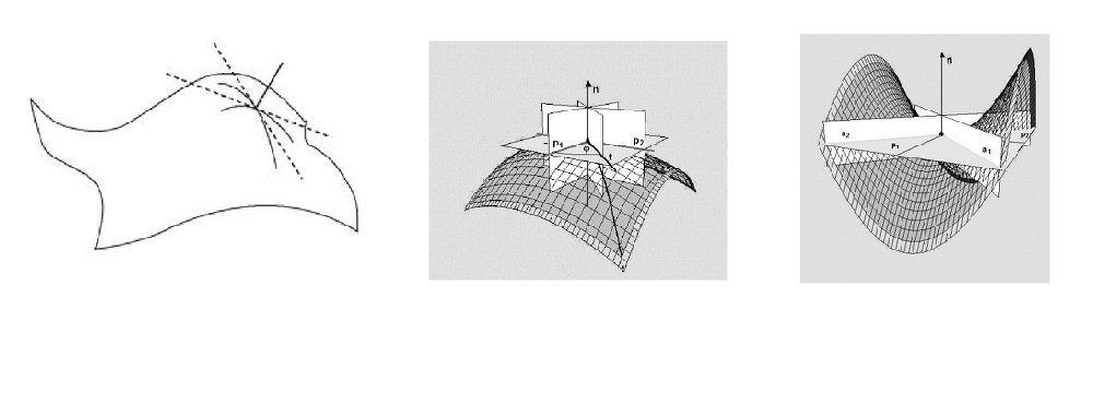 相对论与黎曼几何-3-曲面的微分几何 - 万花飞落 - 万花飞落