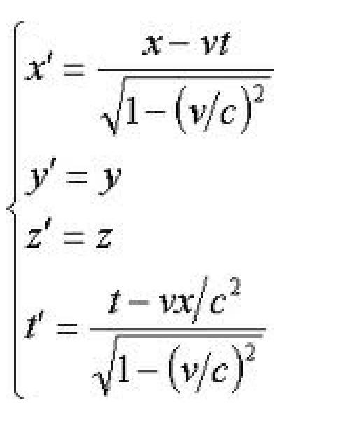 相对论与黎曼几何-6-相对论的诞生 - 万花飞落 - 万花飞落