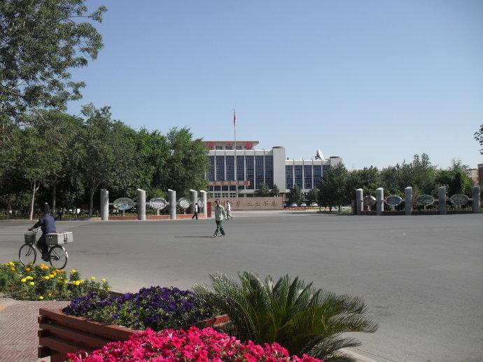 新疆北屯经典之旅 德仁山 平顶山 高清图片