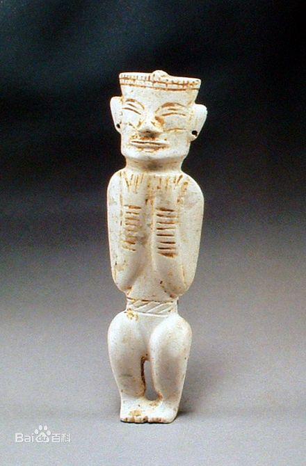凌家滩遗址出图的玉人是否和三星堆遗址出土的铜人存在关联呢?