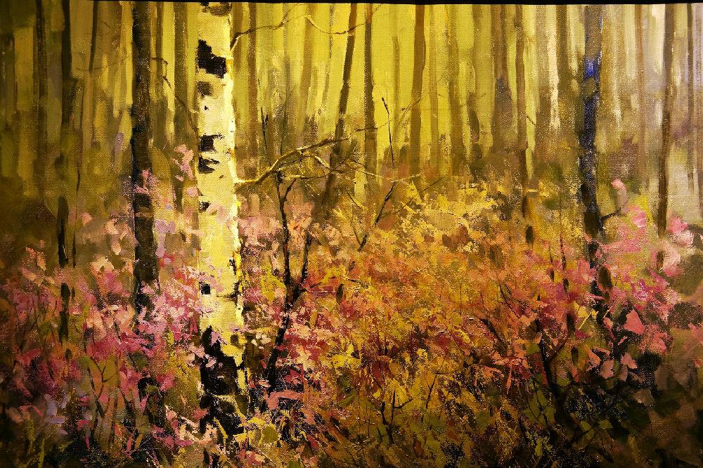 【原创】在巴甫洛夫城堡欣赏俄罗斯绘画(8) - 枫叶红 - 枫叶红的博客
