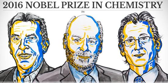 2016 Novel Prize for Chemistry