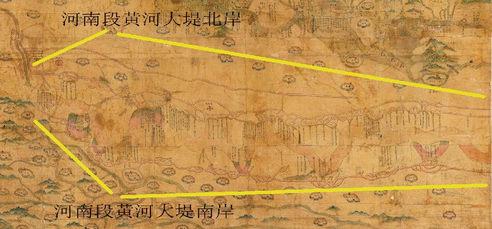 科学网清朝河南段黄河大堤