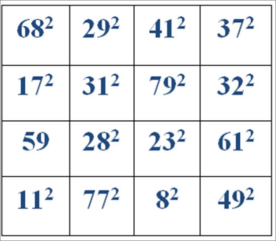 数学是有趣的—— - 真心阳光 - 《真心阳光》博客