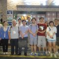 July 25 Dinner Party Invited By Prof. Beom Jun Kim