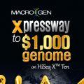 Mcrogen Millennium Genomics