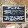 用陨石建成的学校