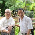 2011年4月孙筱祥访问华南植物园