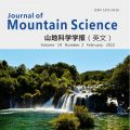 Cover-Journal of Mountain Science