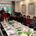 USTC624同学蛇岁初八上海聚会