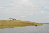 满洲里跨国湿地