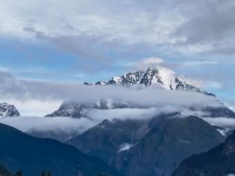 夏季青藏高原考察