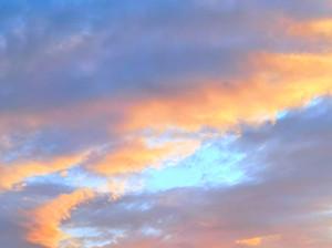 火烧云太漂亮了