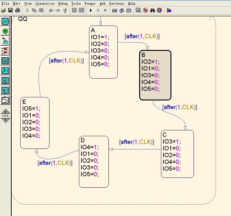 基于Matlab模型的程序自动生成 1 跑马灯 来鑫的博文 科学网