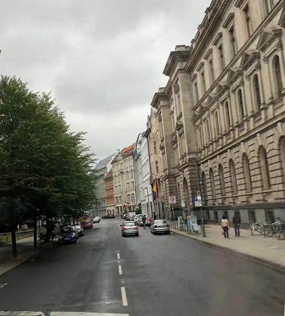 科学网欧洲行感悟(二):缺乏水泥森林的城市