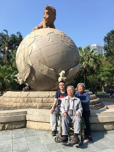 厦门 中 山公 园 狮球雕塑景观.jpg