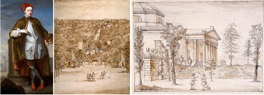 图3.4 肯特引领18世纪中期以后风景庭院潮流.jpg