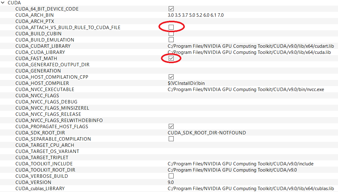 科学网-Build OpenCV4 0 1 contrib modules with Cuda enabled-陆宇振的博文