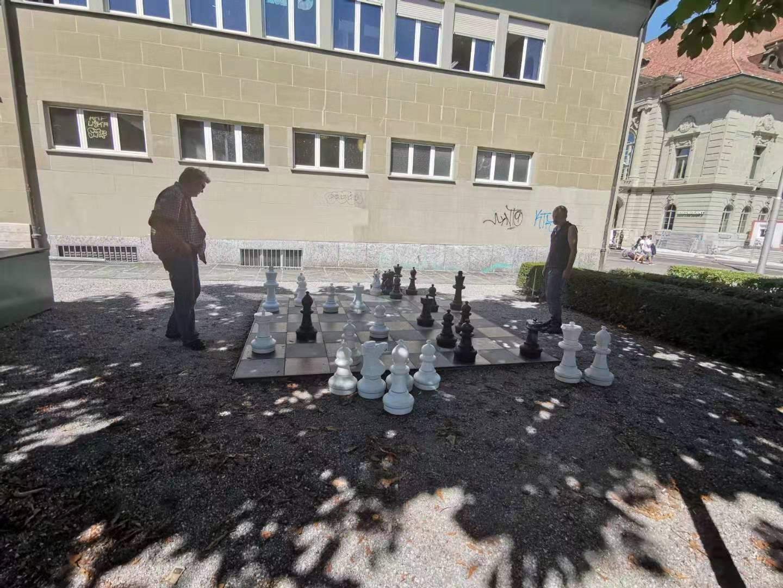 悠闲的瑞士人在下棋.jpg