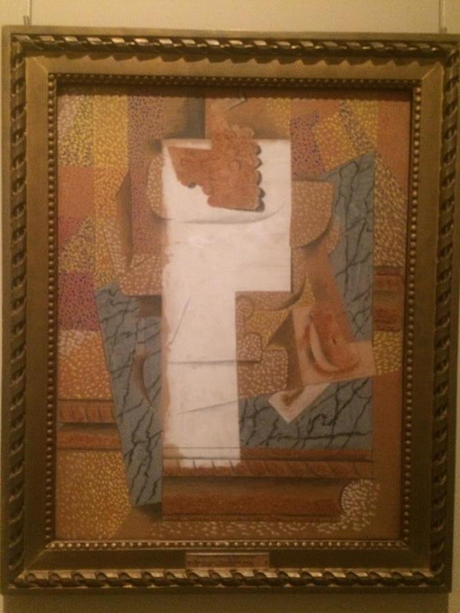 圣彼得堡埃尔米塔日博物馆:毕加索的画4.jpg
