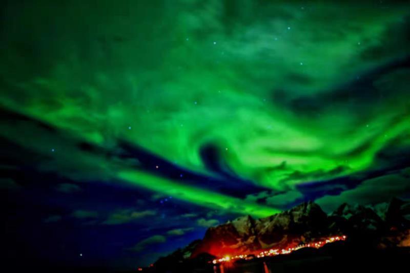 北极光    北极圈  挪威.jpg