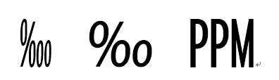 几个特殊符号(Unicode 2031,2030,33D9).png