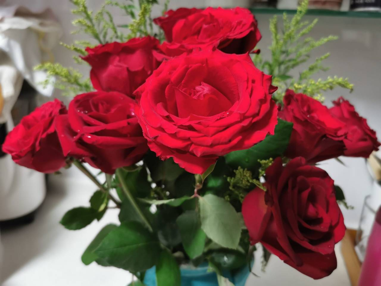 看花老眼之瓶中玫瑰6.jpg