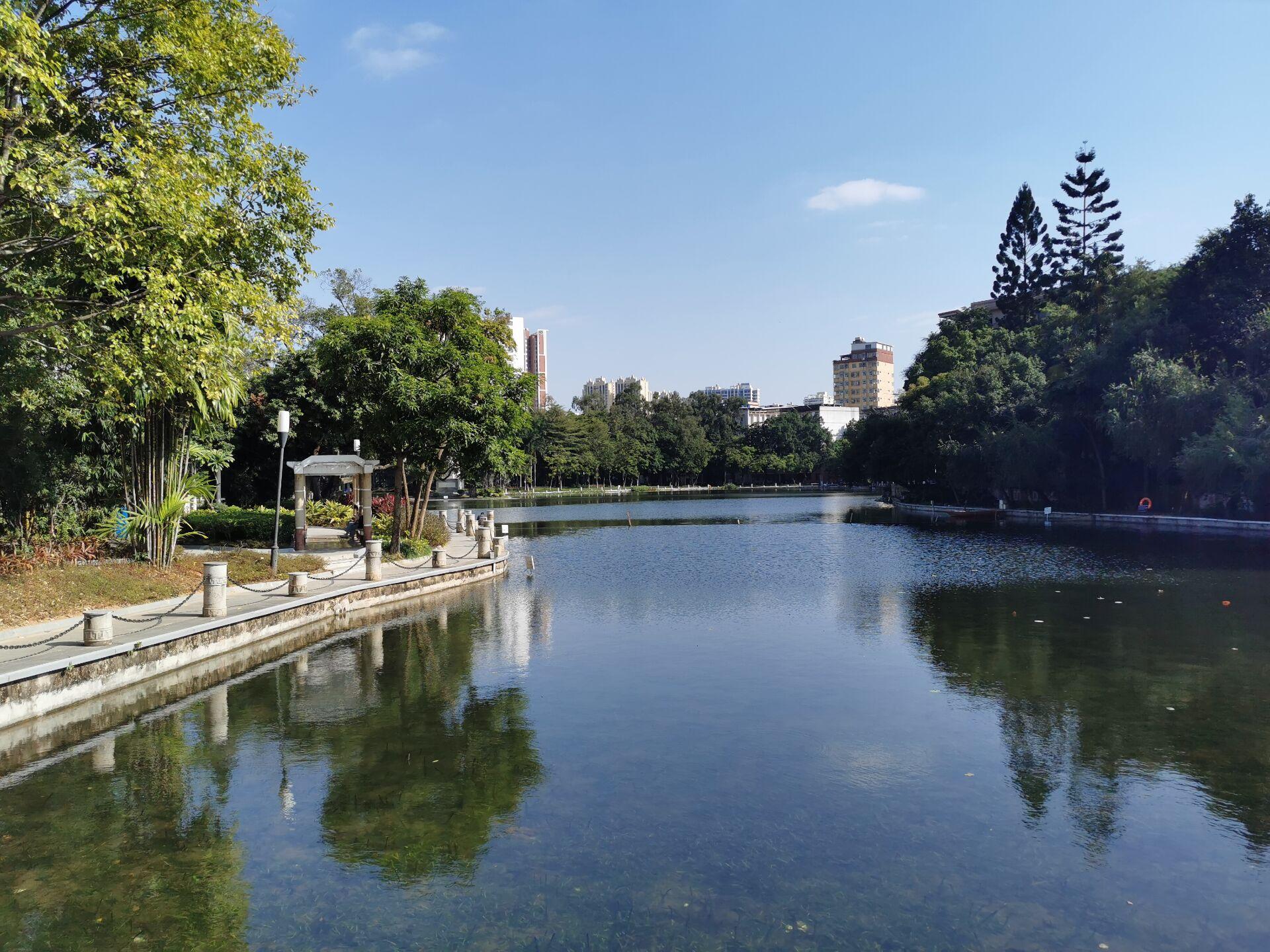 南宁广西大学校园之碧云湖17.jpg