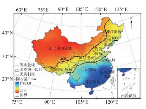 中国气象科普网 2018-03-17 400毫米等降水线.jpg