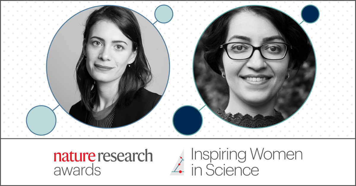 Nature Research Awards for Inspiring Women in Science