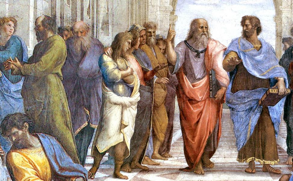 Philosophy (The School of Athens) Raphael 22 Best 56+ Socrates Wallpaper PYChow_.jpg