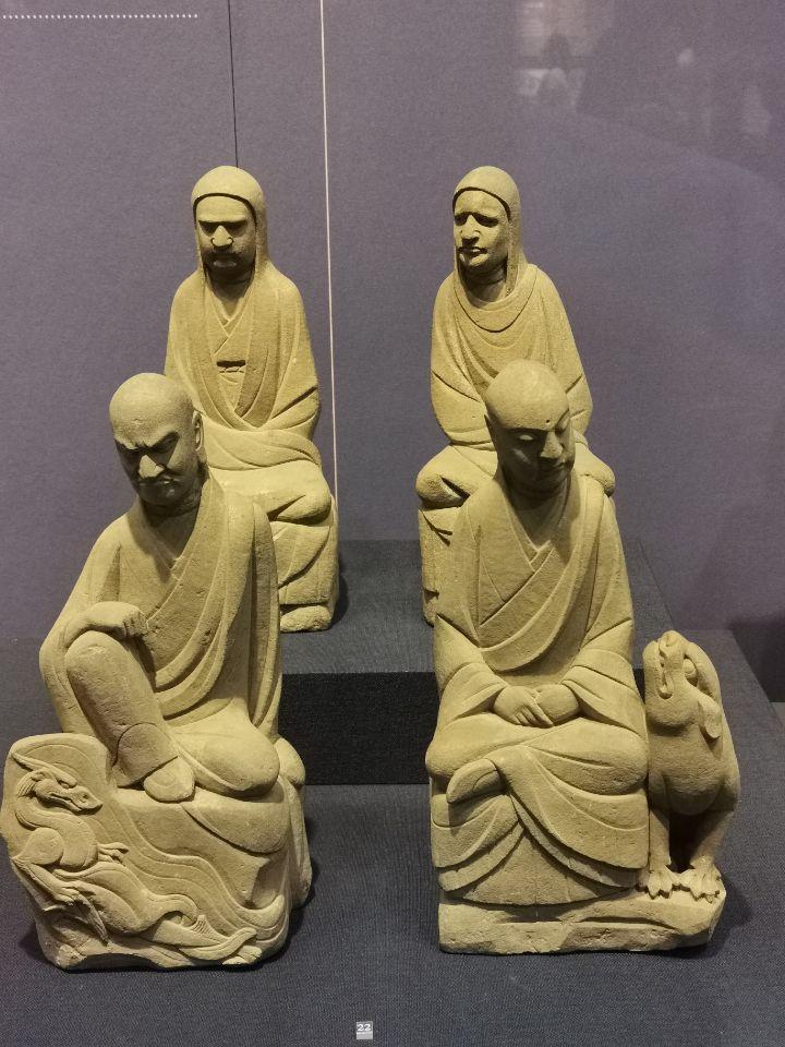 西安陕西历史博物馆之佛像09.jpg
