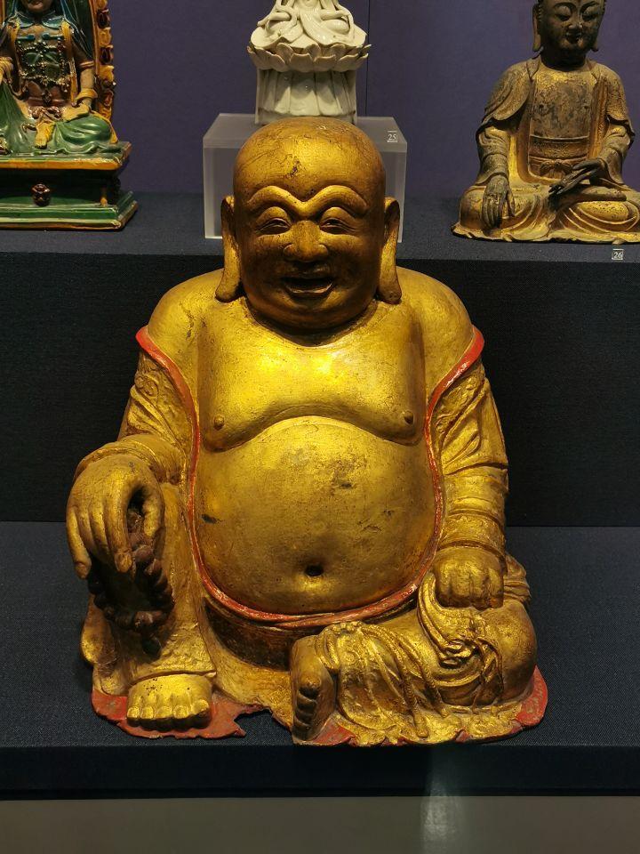 西安陕西历史博物馆之佛像11.jpg