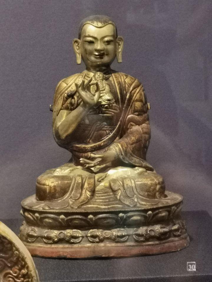 西安陕西历史博物馆之佛像16.jpg