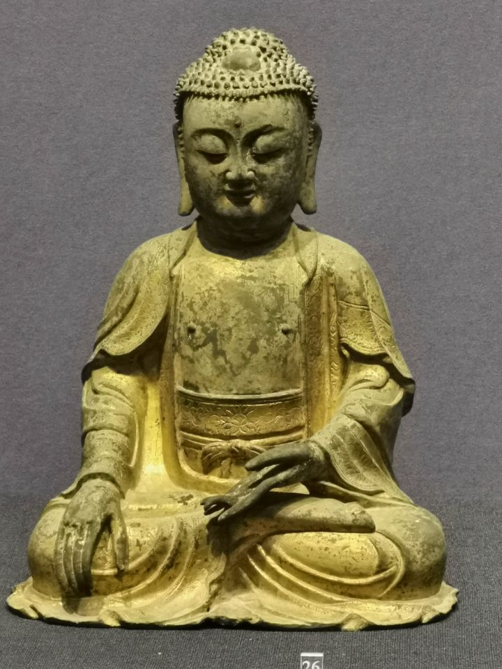 西安陕西历史博物馆之佛像18.jpg