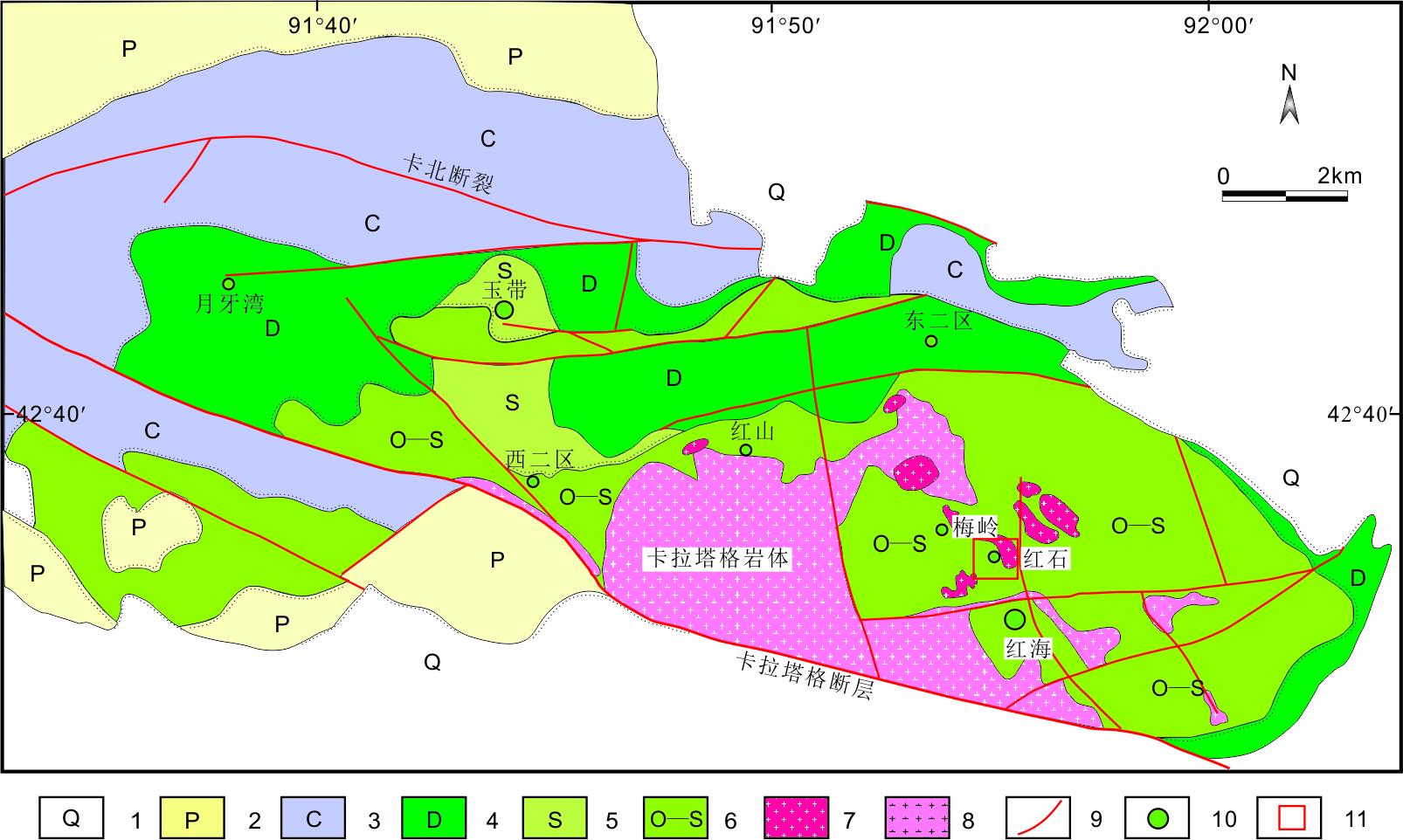 图2  卡拉塔格矿集区地质图X6.jpg