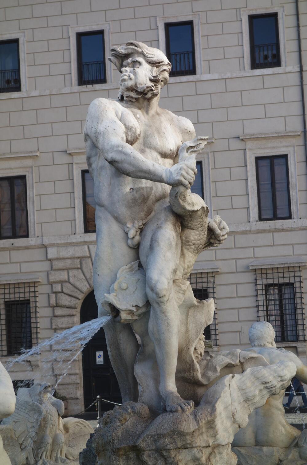 名作过眼:贝尔尼尼的喷泉雕塑16.jpg