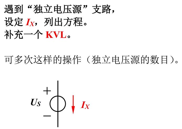 """备课做题基本要点 02 遇到""""独立电压源""""支路.jpg"""