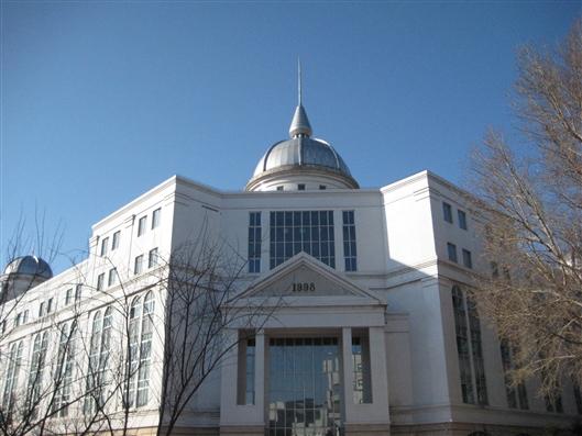 吉林大学校园建筑-外国语学院-美丽的吉林大学图片