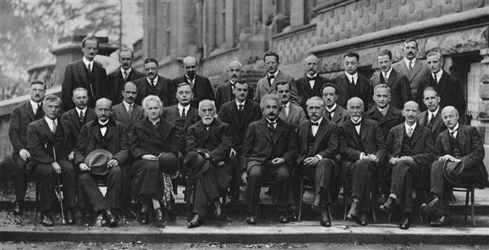 史上最牛的物理学盛会(索尔维1927)