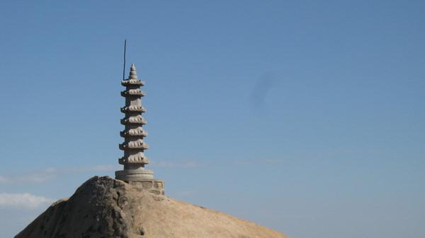 上方寺及其玲珑塔