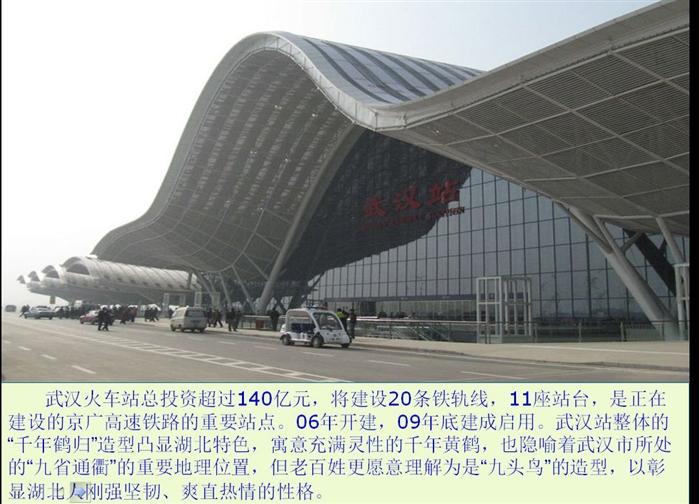 经济实用---武昌火车站