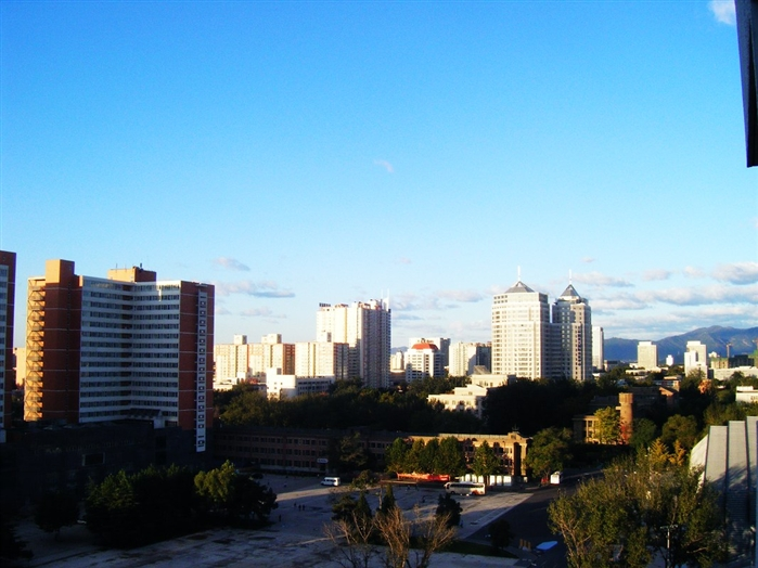 标题:中国农业大学美景(二):东区-科学网 何凌云的博客 图片
